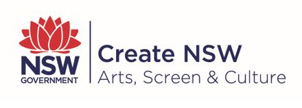 Proudly Supported by ARTS NSW