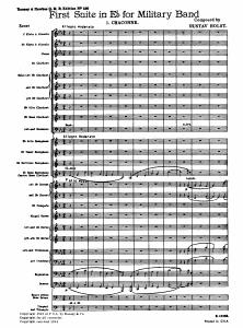 Holst Score