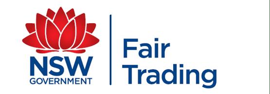 nsw fairtrading logo